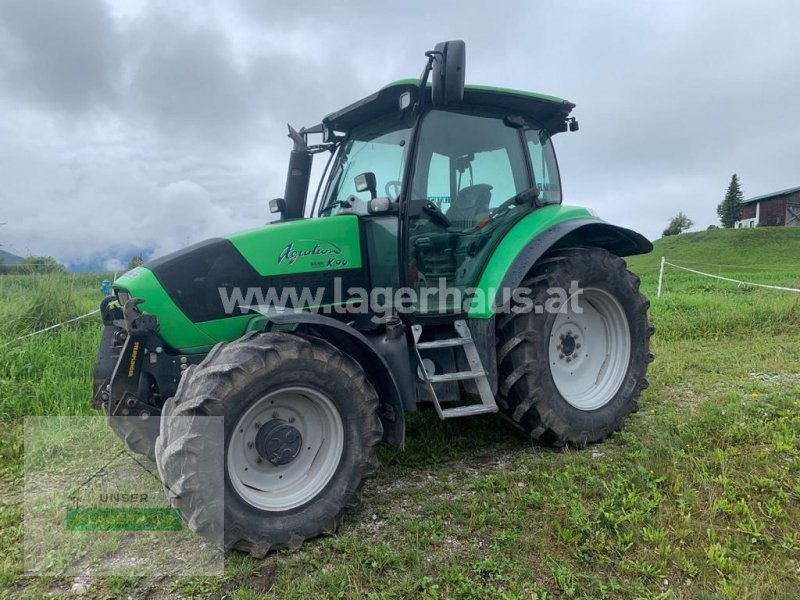 Traktor des Typs Deutz-Fahr AGROTRON K90, Gebrauchtmaschine in Schlitters (Bild 1)