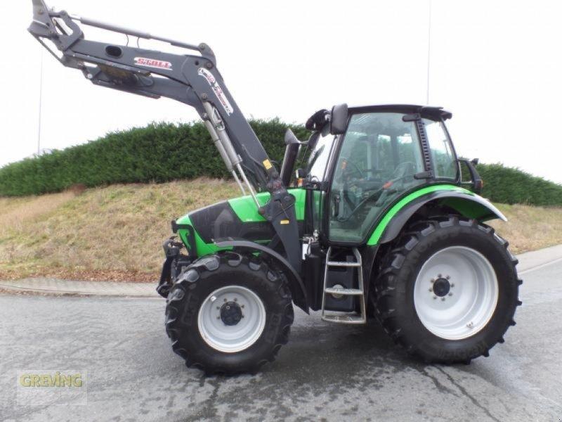Traktor tipa Deutz-Fahr Agrotron M 410, Gebrauchtmaschine u Werne (Slika 1)