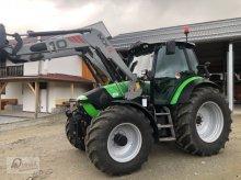 Traktor des Typs Deutz-Fahr Agrotron M 420, Gebrauchtmaschine in Regen (Bild 1)