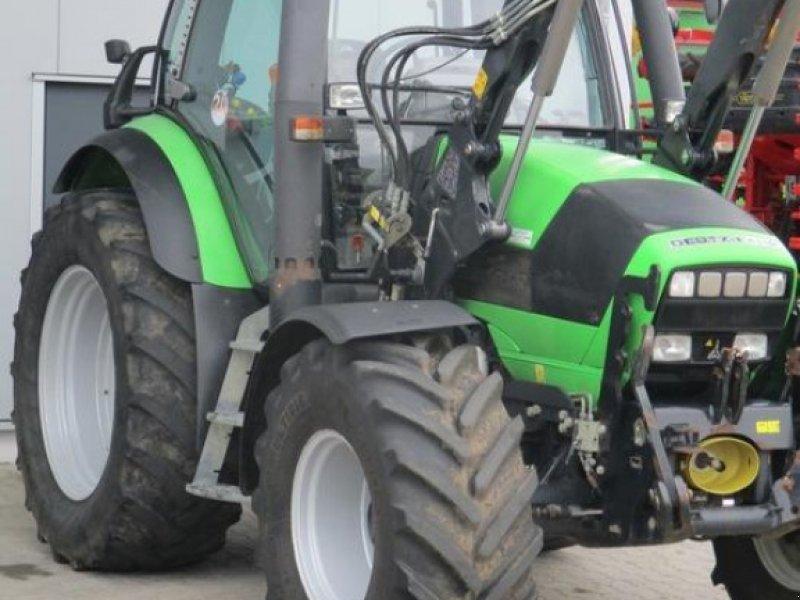 Traktor типа Deutz-Fahr AGROTRON M 600, Gebrauchtmaschine в Melle (Фотография 12)