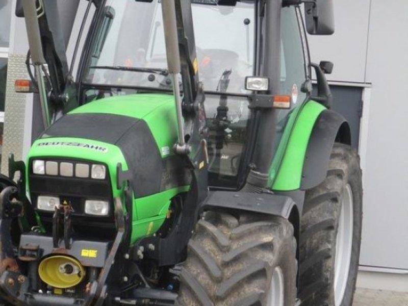 Traktor типа Deutz-Fahr AGROTRON M 600, Gebrauchtmaschine в Melle (Фотография 11)