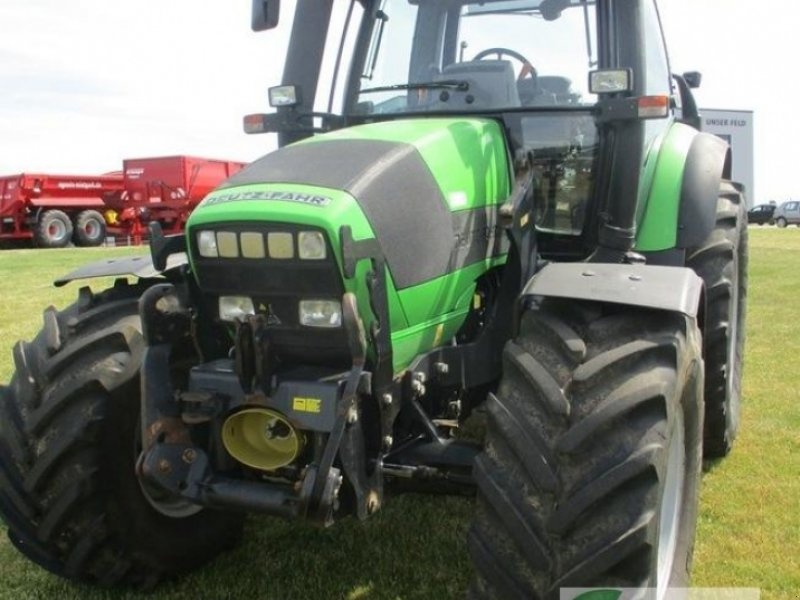 Traktor типа Deutz-Fahr AGROTRON M 600, Gebrauchtmaschine в Melle (Фотография 1)