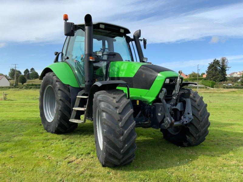 Traktor des Typs Deutz-Fahr AGROTRON M 620, Gebrauchtmaschine in BRACHY (Bild 1)