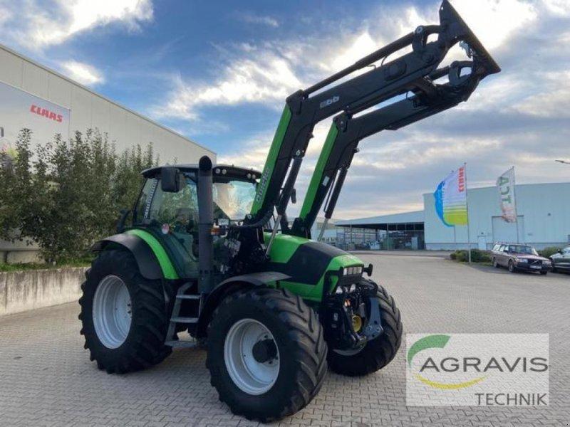 Traktor des Typs Deutz-Fahr AGROTRON M 625 P.L. PROFILINE, Gebrauchtmaschine in Alpen (Bild 1)