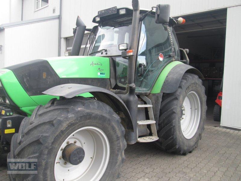 Traktor des Typs Deutz-Fahr Agrotron M 640, Gebrauchtmaschine in Bad Neustadt a.d. Saale (Bild 1)