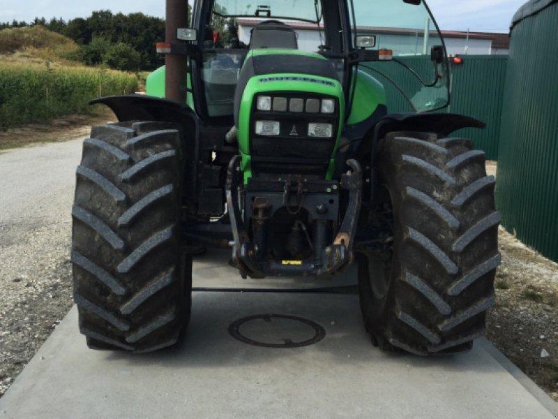 Traktor типа Deutz-Fahr Agrotron M 650 Profiline, Gebrauchtmaschine в Villenbach (Фотография 1)