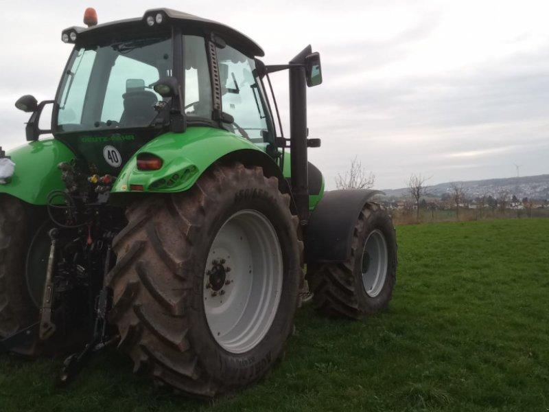 Traktor des Typs Deutz-Fahr Agrotron M 650 Profiline, Gebrauchtmaschine in Eppelborn (Bild 1)