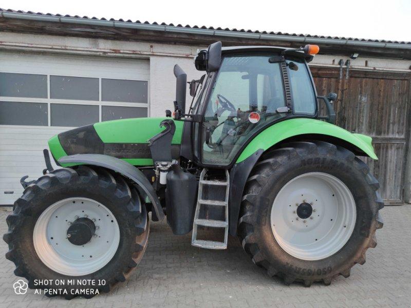 Traktor del tipo Deutz-Fahr Agrotron M 650 Profiline, Gebrauchtmaschine en Günzburg (Imagen 1)
