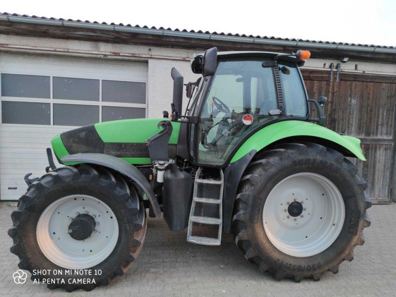 Traktor des Typs Deutz-Fahr Agrotron M 650 Profiline, Gebrauchtmaschine in Günzburg (Bild 1)