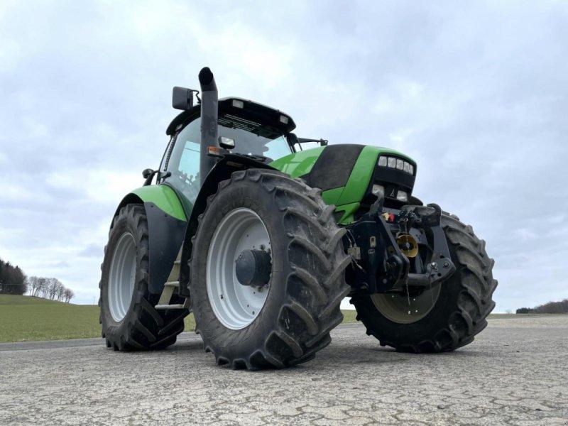 Traktor des Typs Deutz-Fahr Agrotron M 650, Gebrauchtmaschine in Steinau  (Bild 1)