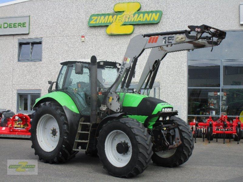 Traktor des Typs Deutz-Fahr Agrotron M 650, Gebrauchtmaschine in Euskirchen (Bild 1)