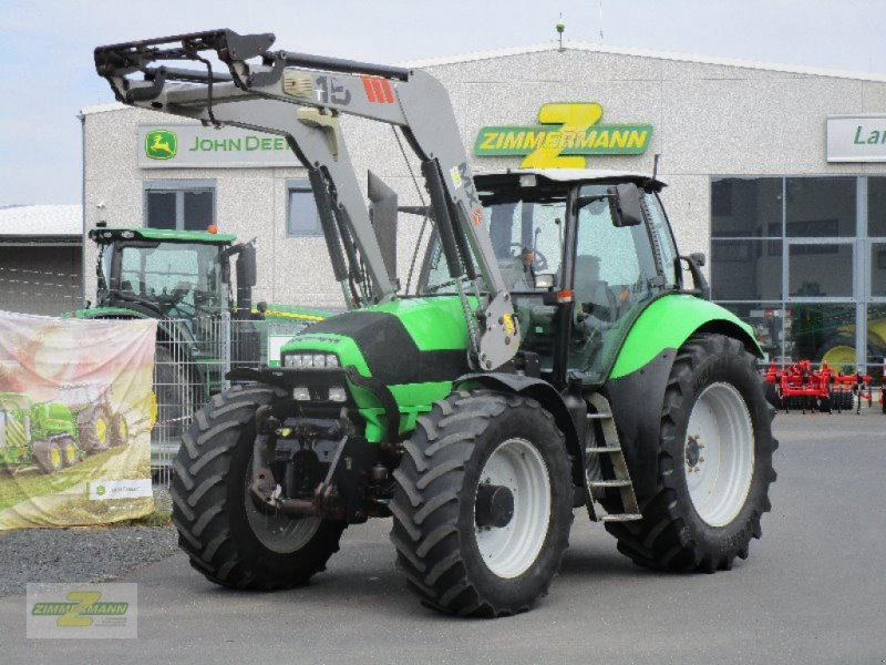 Traktor des Typs Deutz-Fahr Agrotron M 650, Gebrauchtmaschine in Euskirchen (Bild 2)