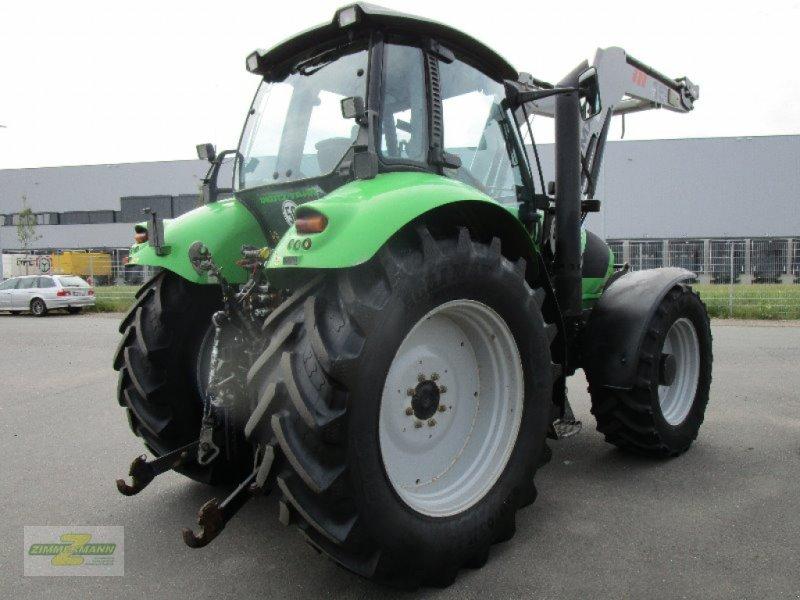 Traktor des Typs Deutz-Fahr Agrotron M 650, Gebrauchtmaschine in Euskirchen (Bild 4)