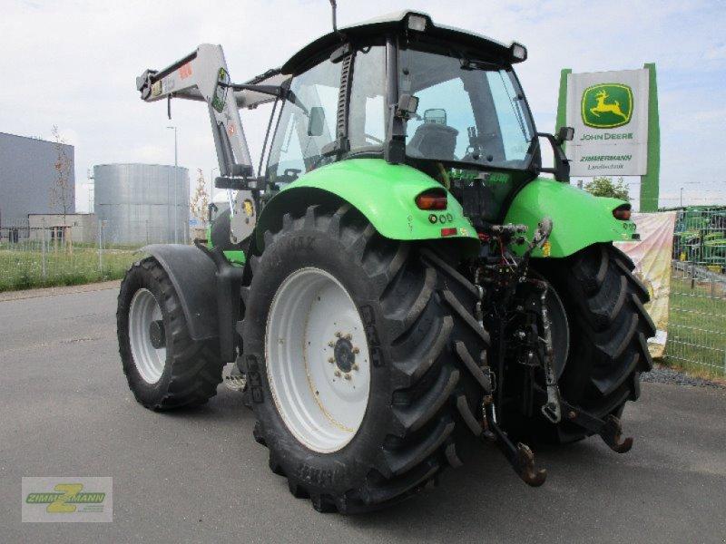 Traktor des Typs Deutz-Fahr Agrotron M 650, Gebrauchtmaschine in Euskirchen (Bild 3)