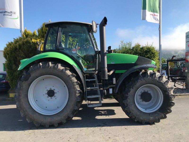 Traktor типа Deutz-Fahr Agrotron M 650, Gebrauchtmaschine в Linsengericht-Altenh (Фотография 2)