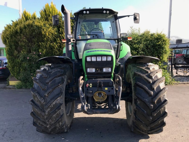 Traktor типа Deutz-Fahr Agrotron M 650, Gebrauchtmaschine в Linsengericht-Altenh (Фотография 3)