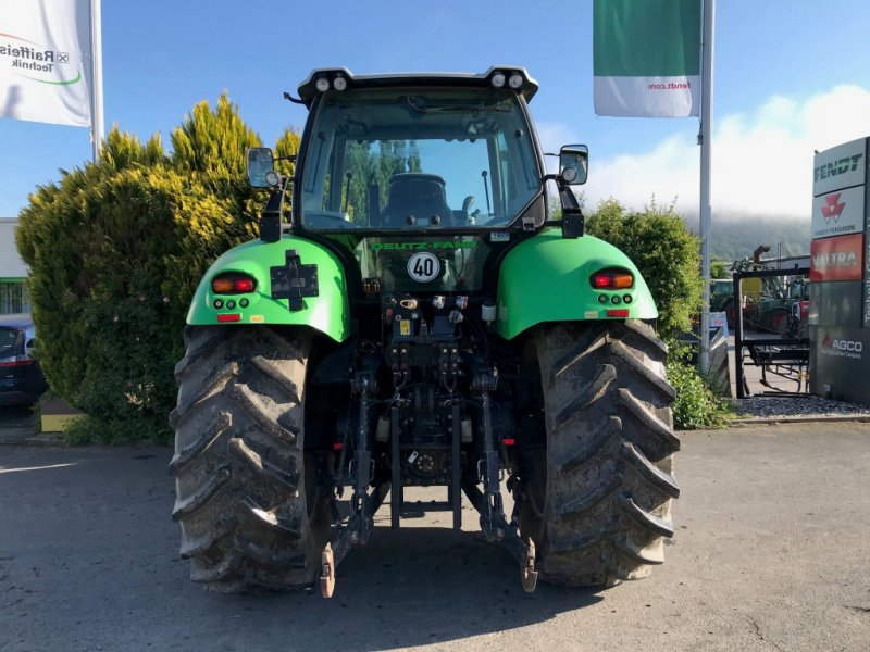 Traktor типа Deutz-Fahr Agrotron M 650, Gebrauchtmaschine в Linsengericht-Altenh (Фотография 4)