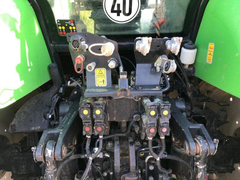 Traktor типа Deutz-Fahr Agrotron M 650, Gebrauchtmaschine в Linsengericht-Altenh (Фотография 6)