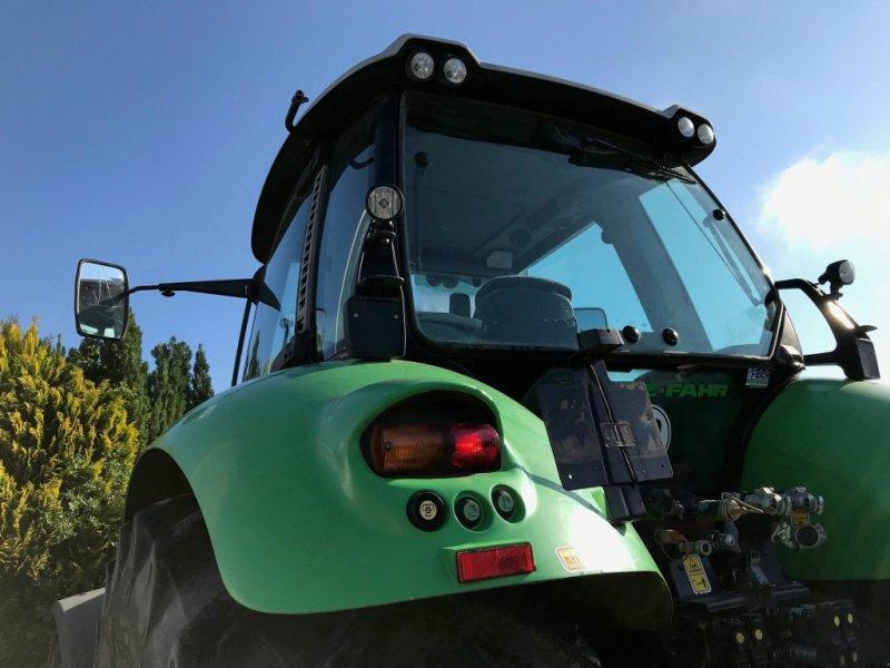 Traktor типа Deutz-Fahr Agrotron M 650, Gebrauchtmaschine в Linsengericht-Altenh (Фотография 8)