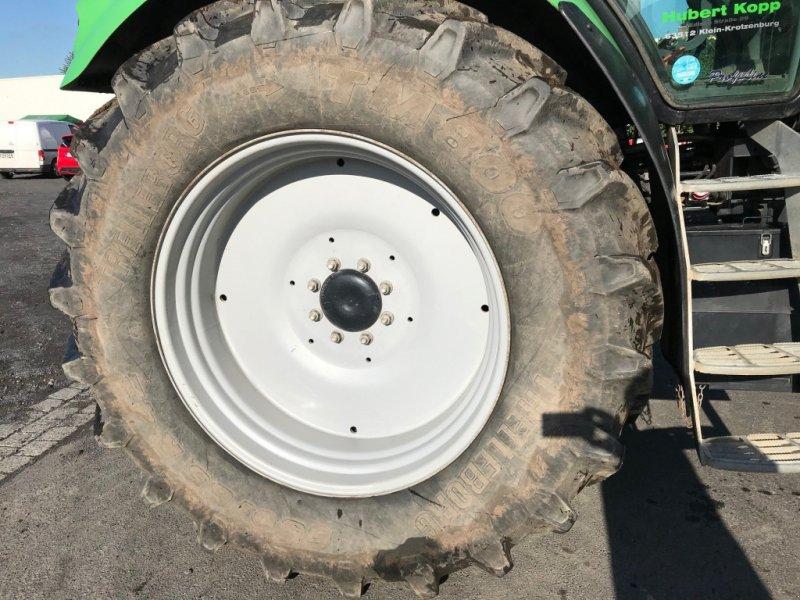 Traktor типа Deutz-Fahr Agrotron M 650, Gebrauchtmaschine в Linsengericht-Altenh (Фотография 13)
