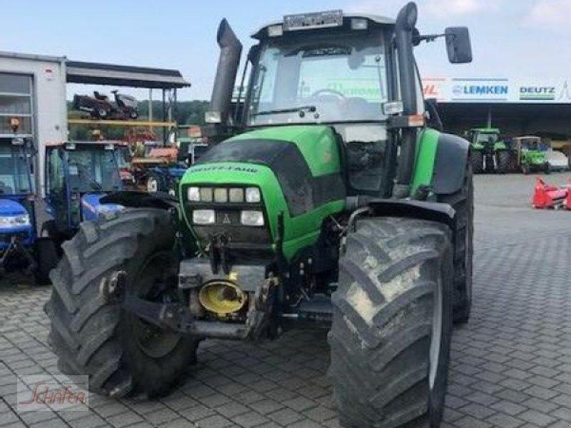 Traktor des Typs Deutz-Fahr Agrotron M640, Gebrauchtmaschine in Runkel-Ennerich (Bild 1)