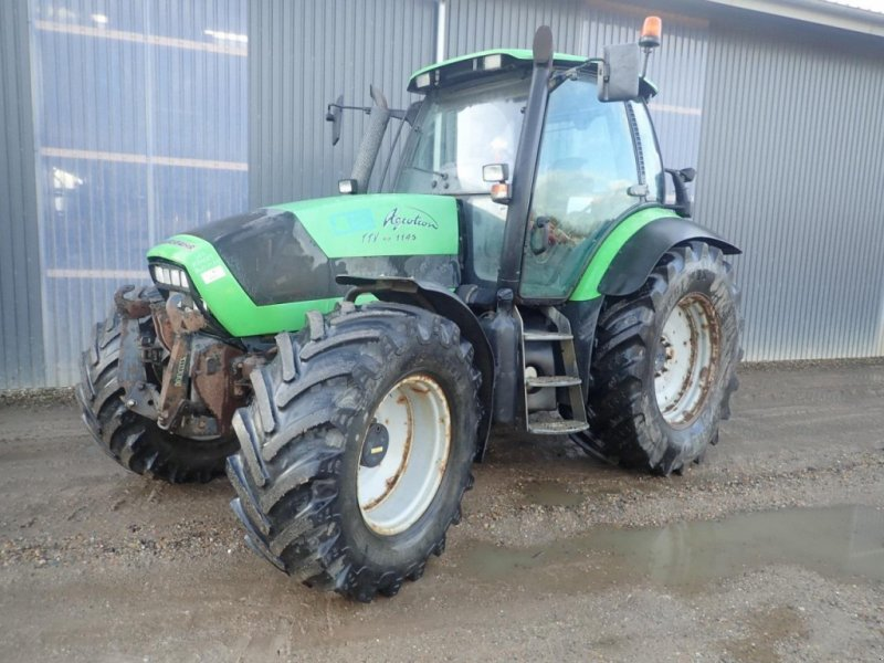 Traktor a típus Deutz-Fahr Agrotron TTV 1145, Gebrauchtmaschine ekkor: Viborg (Kép 1)