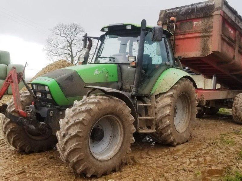 Traktor typu Deutz-Fahr Agrotron TTV 1160, Gebrauchtmaschine w CHAILLOUÉ (Zdjęcie 1)