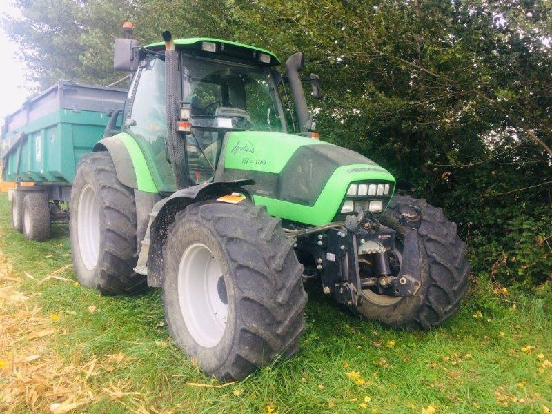 Traktor des Typs Deutz-Fahr Agrotron TTV 1160, Gebrauchtmaschine in CASTRES (Bild 1)