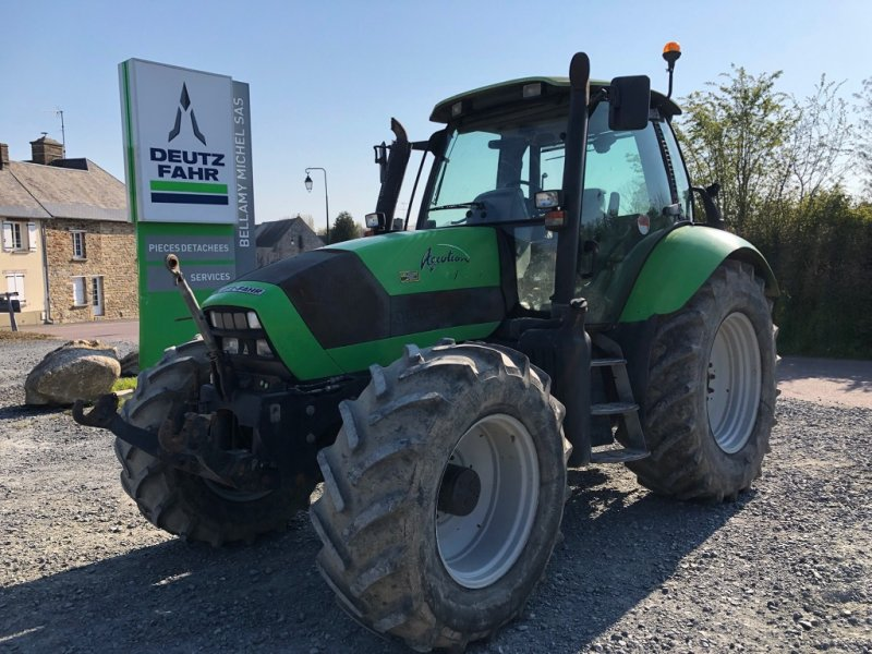 Traktor a típus Deutz-Fahr Agrotron TTV 1160, Gebrauchtmaschine ekkor: SAINT CLAIR SUR ELLE (Kép 1)