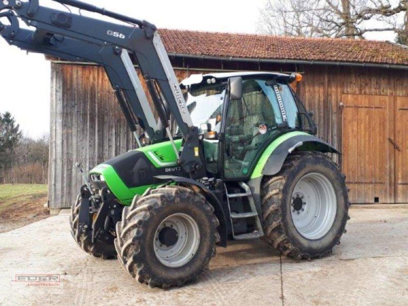 Traktor типа Deutz-Fahr Agrotron TTV 410, Gebrauchtmaschine в Nußdorf (Фотография 1)