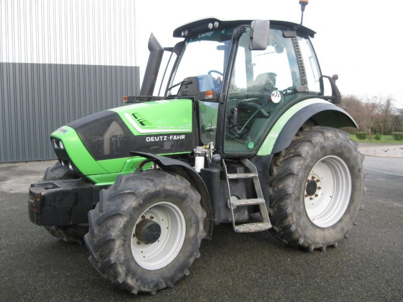 Traktor tipa Deutz-Fahr Agrotron TTV 420, Gebrauchtmaschine u BRECE (Slika 1)