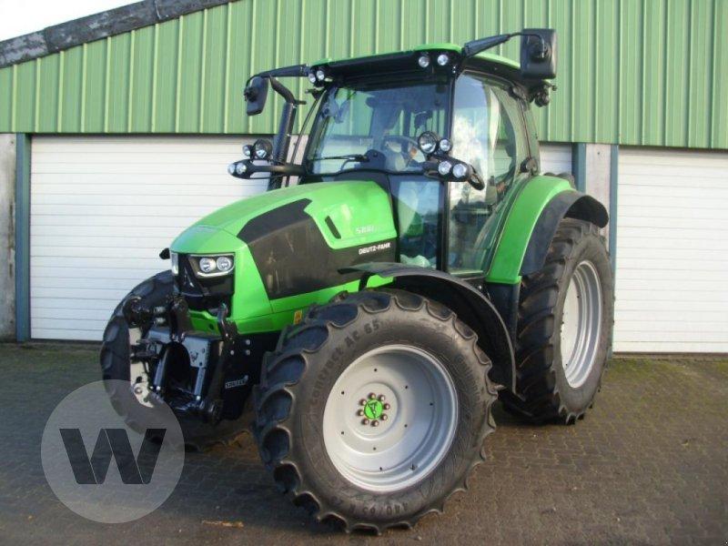 Traktor типа Deutz-Fahr Agrotron TTV 5100, Gebrauchtmaschine в Börm (Фотография 1)