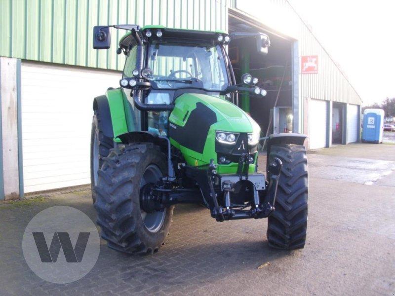 Traktor des Typs Deutz-Fahr Agrotron TTV 5100, Gebrauchtmaschine in Börm (Bild 4)