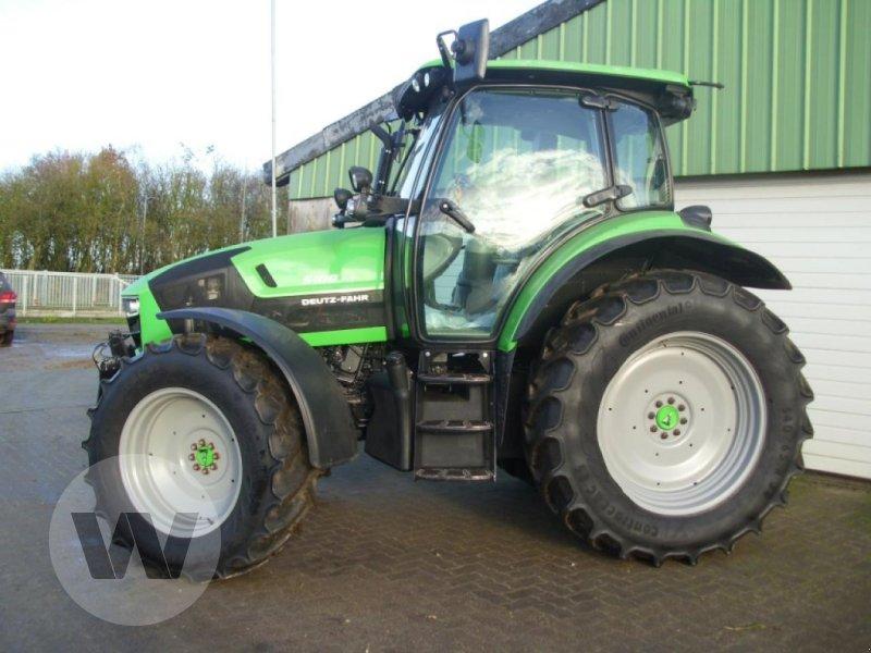 Traktor des Typs Deutz-Fahr Agrotron TTV 5100, Gebrauchtmaschine in Börm (Bild 2)