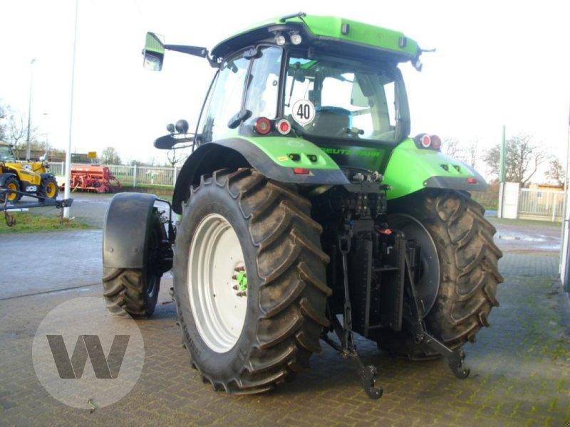 Traktor des Typs Deutz-Fahr Agrotron TTV 5100, Gebrauchtmaschine in Börm (Bild 3)