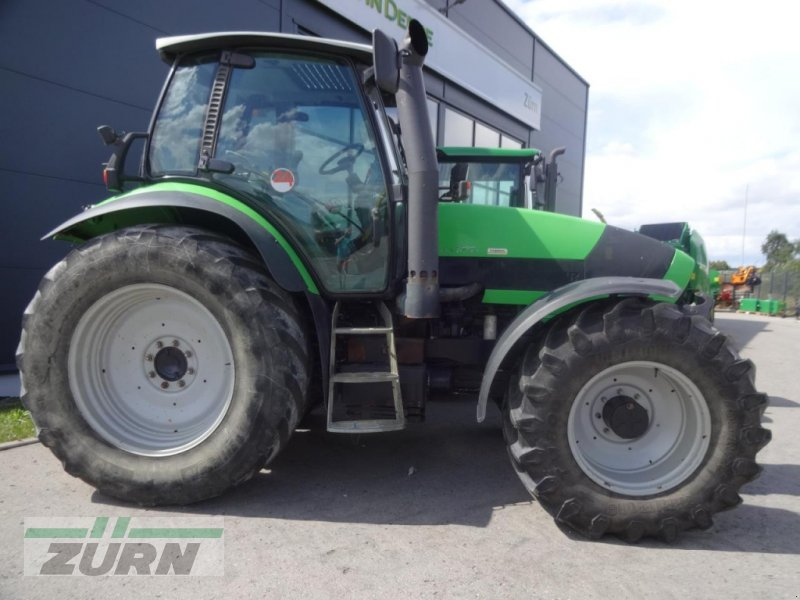 Traktor типа Deutz-Fahr Agrotron TTV 610, Gebrauchtmaschine в Rot am See (Фотография 1)