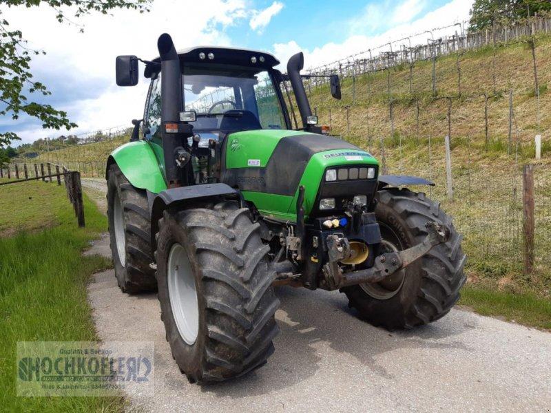 Traktor des Typs Deutz-Fahr Agrotron TTV 610, Gebrauchtmaschine in Wies (Bild 1)