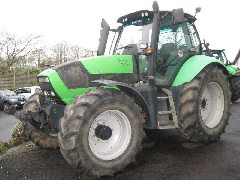Traktor του τύπου Deutz-Fahr Agrotron TTV 610, Gebrauchtmaschine σε BRECE (Φωτογραφία 1)
