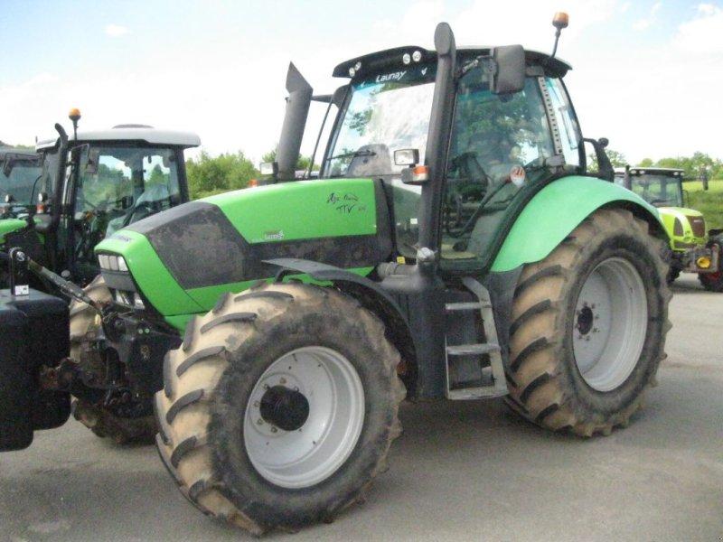 Traktor des Typs Deutz-Fahr Agrotron TTV 610, Gebrauchtmaschine in BRECE (Bild 1)