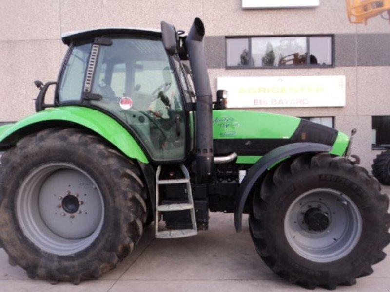 Traktor des Typs Deutz-Fahr AGROTRON TTV 610, Gebrauchtmaschine in MOULLE (Bild 1)