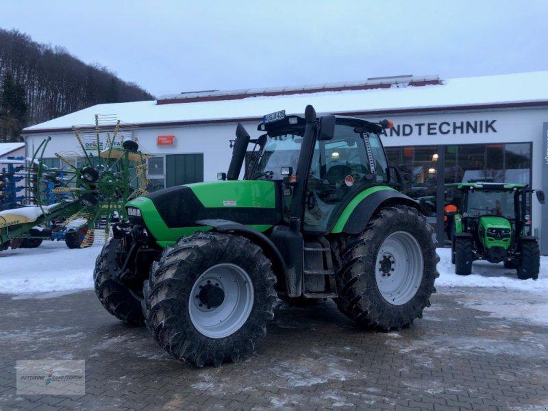 Traktor типа Deutz-Fahr Agrotron TTV 610, Gebrauchtmaschine в Treuchtlingen (Фотография 1)