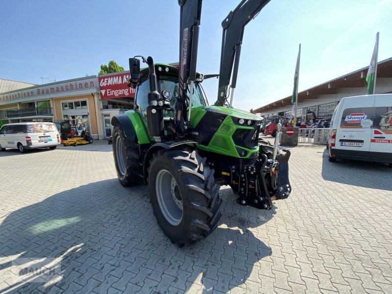 Traktor типа Deutz-Fahr Agrotron TTV 6130.4, Gebrauchtmaschine в Burgkirchen (Фотография 1)