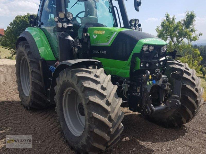 Traktor des Typs Deutz-Fahr Agrotron TTV 6160, Gebrauchtmaschine in Söding- Sankt. Johann (Bild 1)