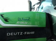 Traktor a típus Deutz-Fahr AGROTRON TTV 6160, Gebrauchtmaschine ekkor: MOULLE