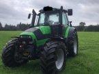 Traktor des Typs Deutz-Fahr Agrotron TTV 620 in Gnutz