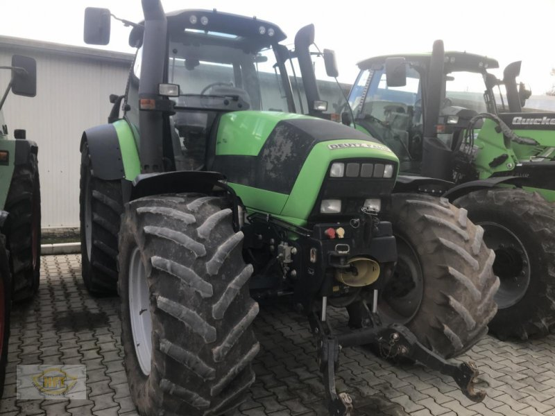 Traktor a típus Deutz-Fahr Agrotron TTV 620, Gebrauchtmaschine ekkor: Waldkappel (Kép 1)