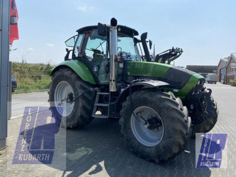 Traktor des Typs Deutz-Fahr AGROTRON TTV 620, Gebrauchtmaschine in Anröchte-Altengeseke (Bild 1)