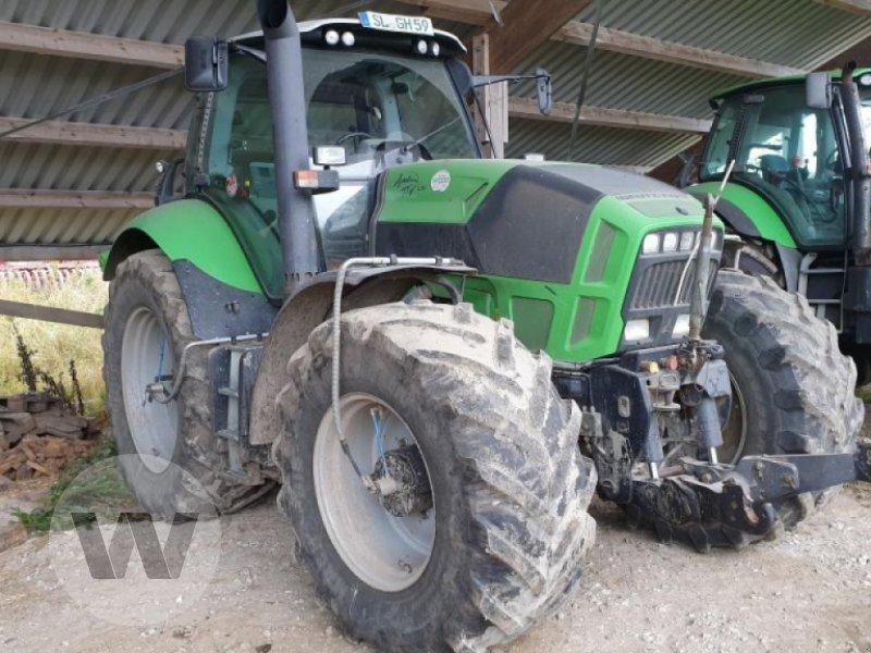 Traktor des Typs Deutz-Fahr Agrotron TTV 630 4U ex ADW, Gebrauchtmaschine in Börm (Bild 2)