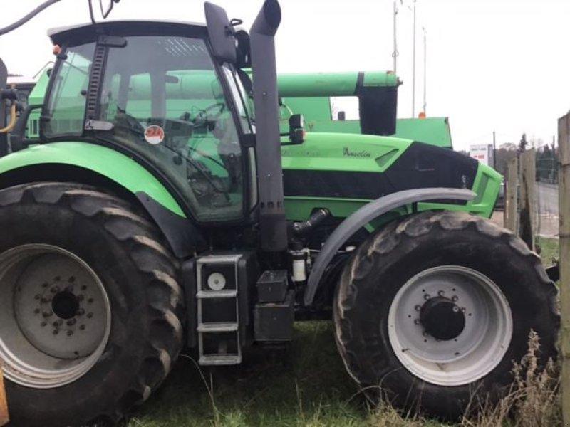 Traktor typu Deutz-Fahr agrotron ttv 630, Gebrauchtmaschine v les hayons (Obrázok 1)