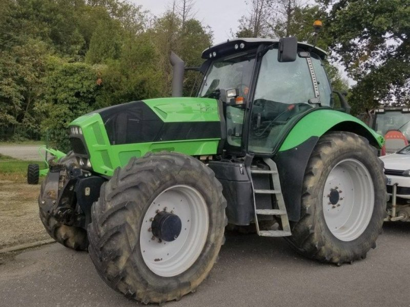 Traktor typu Deutz-Fahr AGROTRON TTV 630, Gebrauchtmaschine v CHAILLOUÉ (Obrázok 1)